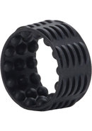 Adonis Silicone Reversible Enhancer Cockring Black