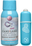 Candiland Sugar Buzz Massage Set Waterproof Bullet Cotten...