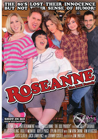 Roseanne The Parody Xxx
