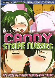 Candy Stripe Nurses