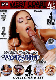 Mandingo Monstercock  worship 4pk